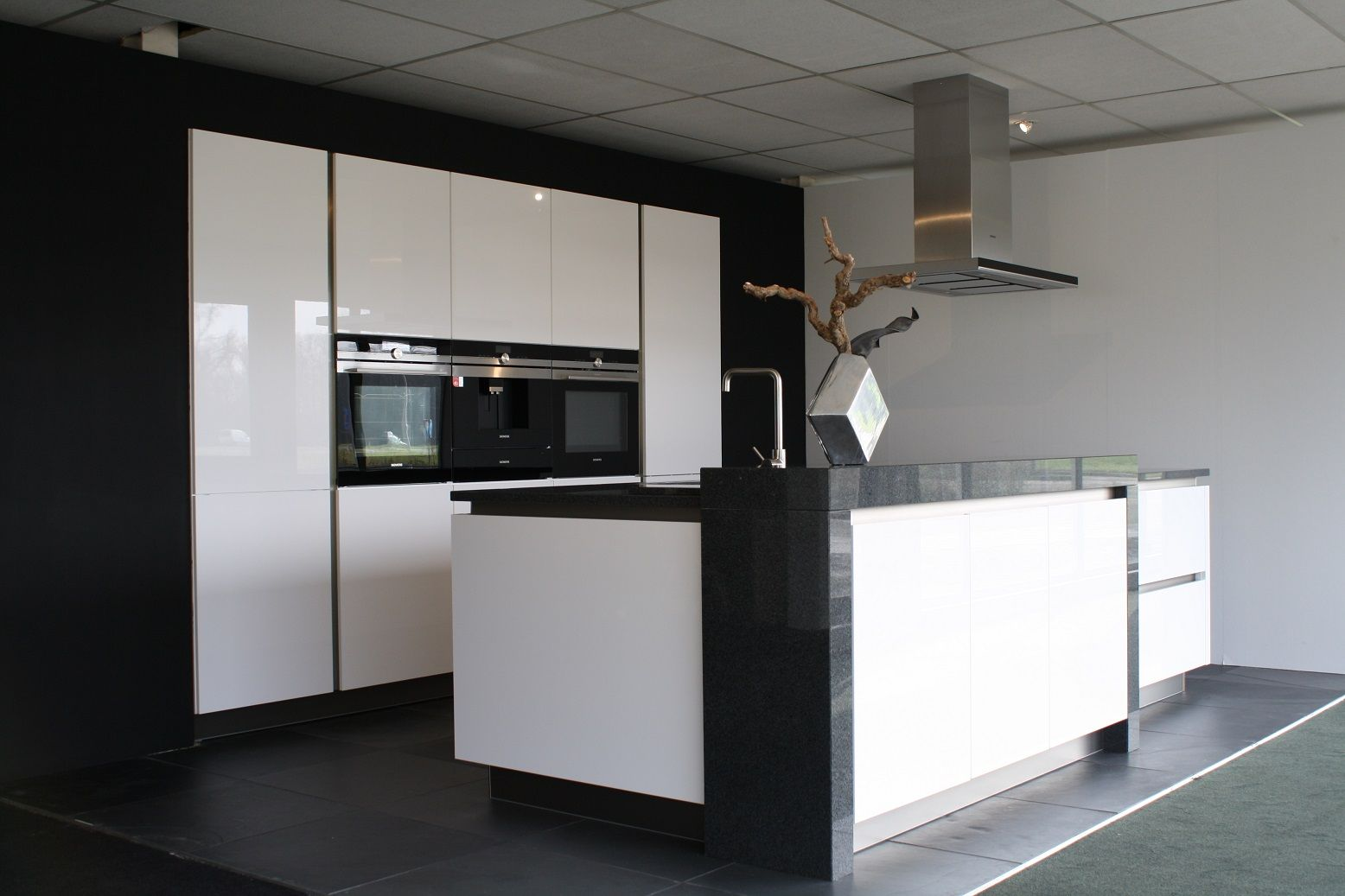 Koffiemachine De Keuken : Keuken lucida bkb keukens